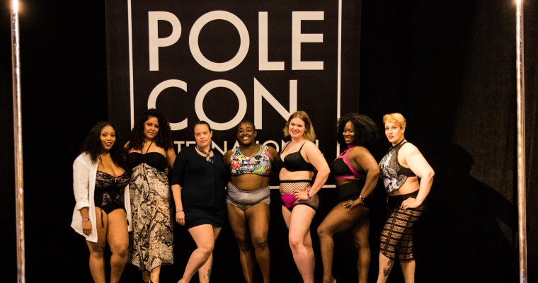 Dangerous Curves Showcase at the 2016 International Pole Convention
