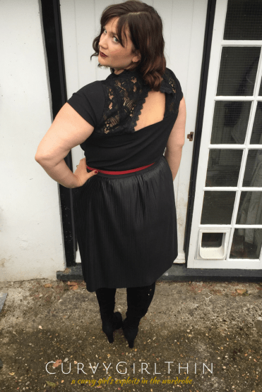 Plus Size Gothic Glamour with Simply Be*