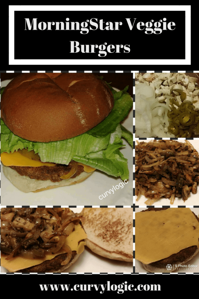 Morningstar veggie burgers