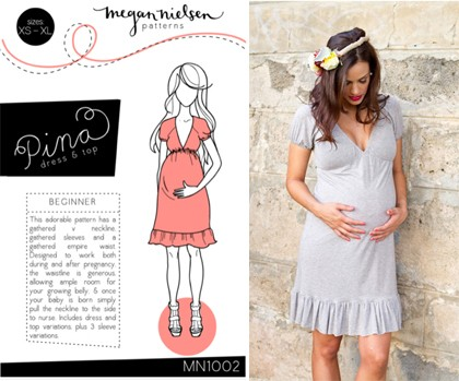 Maternity Patterns For Curvy Me