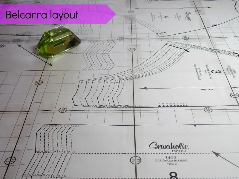 belcarra layout