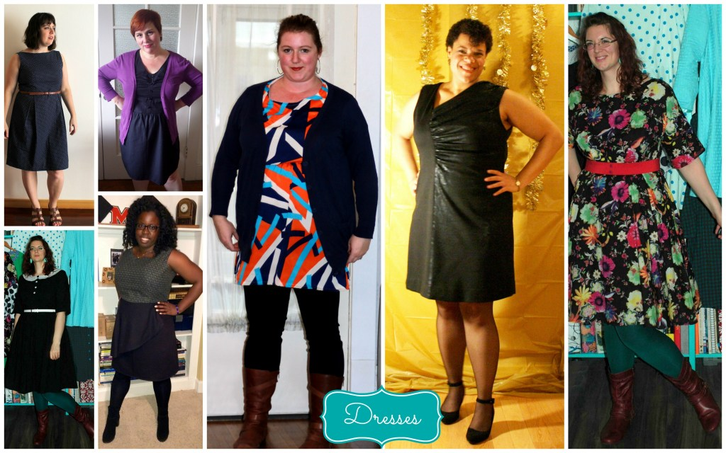 dresses collage 1