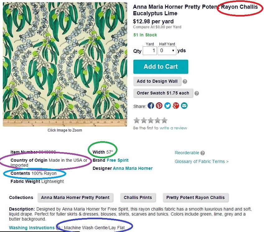 fabric example fabric com