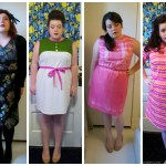 Pattern review: Colette Laurel