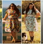 Tried and True Pattern:  Decades Everyday E.S.P. Dress