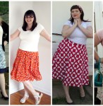Season of Separates:  Skirts Challenge Finale