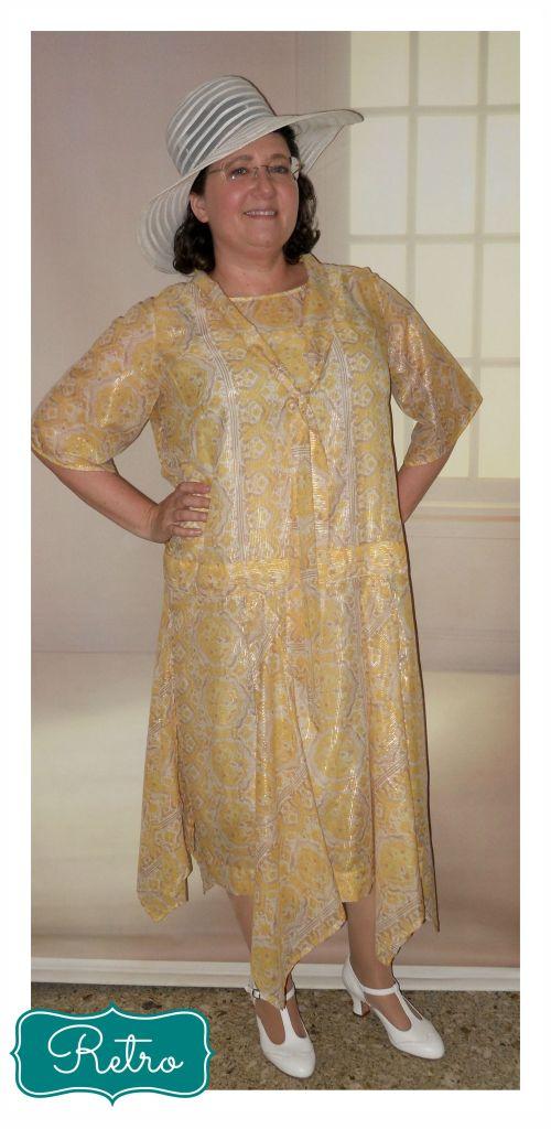 RETRO mimi decades of style hazel dress