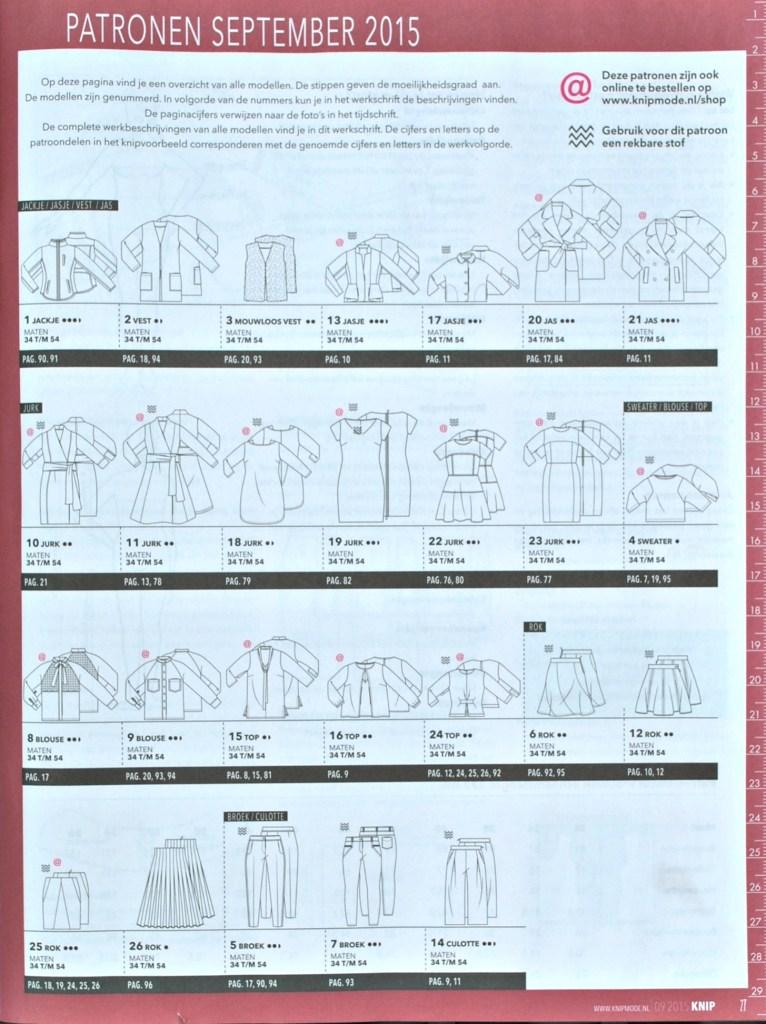 5 Line drawings