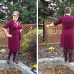 Pattern Review: Cashmerette Appleton Dress (Mature Figure version)