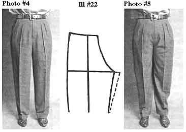Inner Thigh alteration