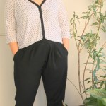 Pattern Review: Style Arc Ebony Woven Pant