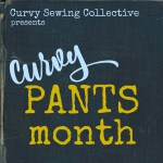 February is Curvy Pants Month on the CSC!