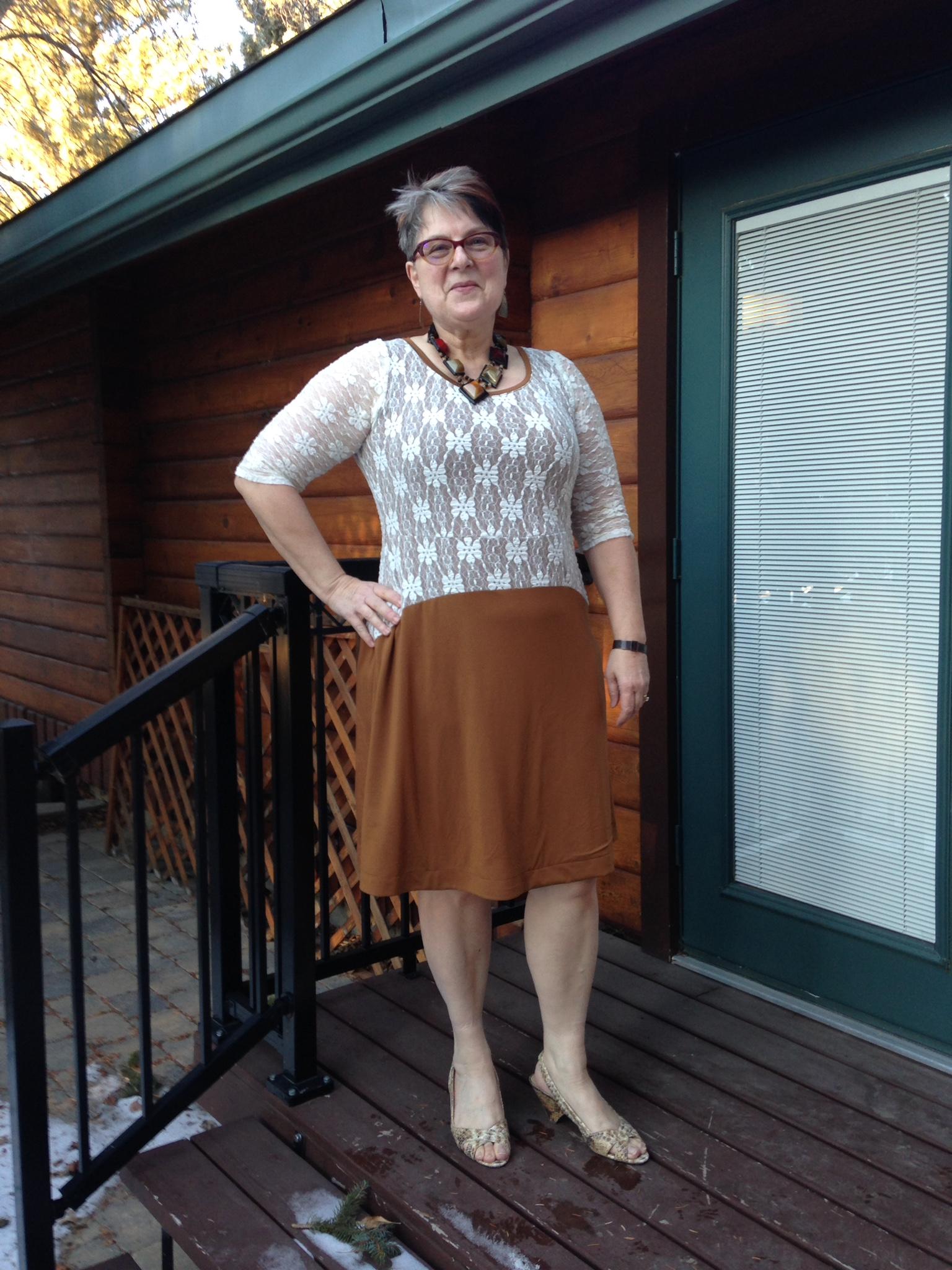 Pattern Review Cashmerette Washington Dress For A Mature Figure-8314
