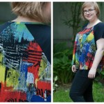 Pattern Review: Hey June Santa Fe Top