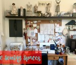 CSC Sewing Spaces:  Jeanne Marie