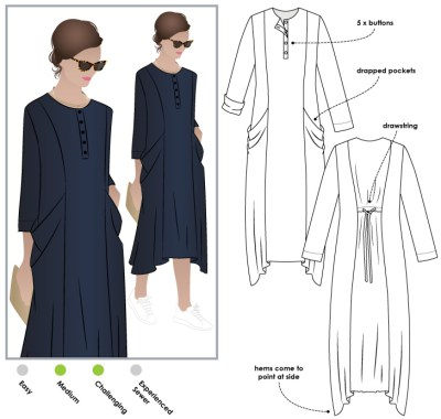 StyleArc - Winsome Designer Dress