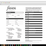 Demystifying Bootstrap Fashion, Part 3: Fabric Layout, Construction and Fitting