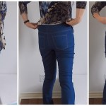 Tutorial: Lengthening Rise and Adding Pockets to Jalie Éléonore Pull-On Jeans