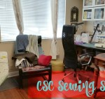CSC Sewing Spaces:  Deb