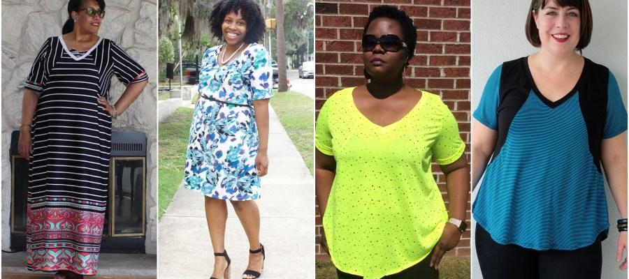 Same Pattern, Different Bodies: Sew Sew Def Saldana
