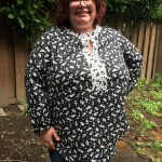 Pattern Review: Schnittchen Katha Tunic
