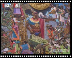 Mural Histórico del Cusco