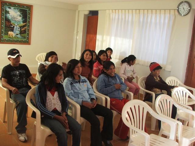 adolescent group