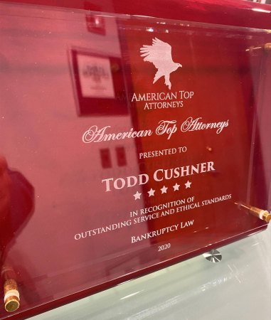 American Top Attorneys Award