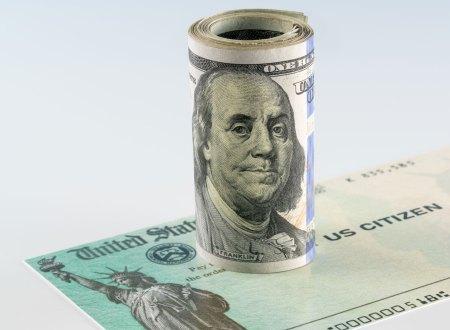 cash stimulus payment