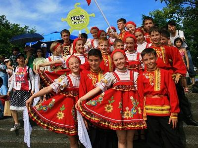 Yilan International Children's Folklore and Folkgame Festival