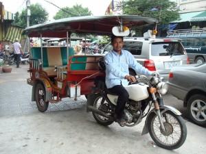 Getting Around Phnom Penh