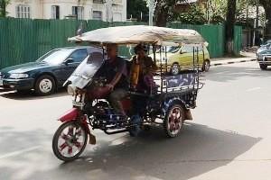 Getting Around Vientiane