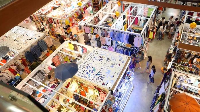 Shopping Ho Chi Minh