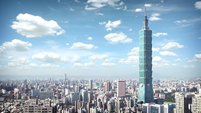 Good Weather in Taipei