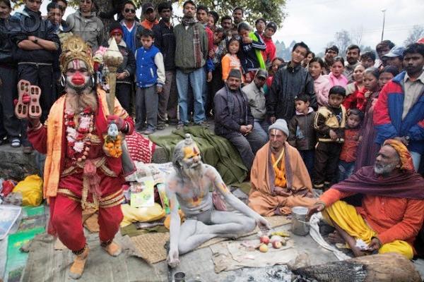 Culture and Festivals in Kathmandu