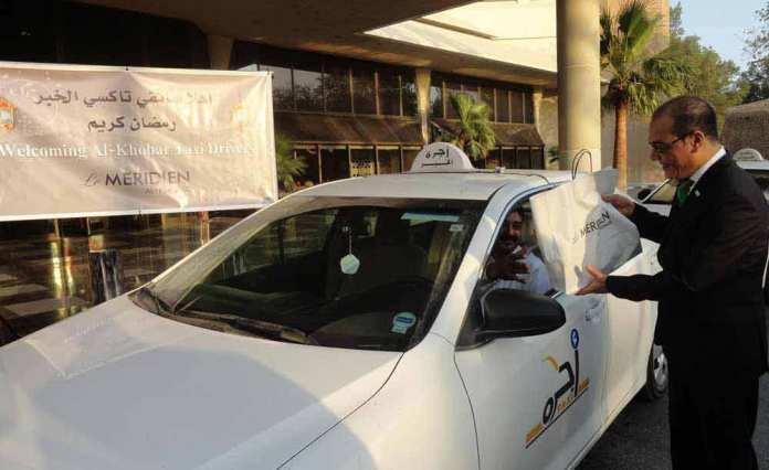 Getting around in Al Khobar, taxi