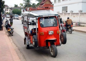 Getting Around Luang Prabang