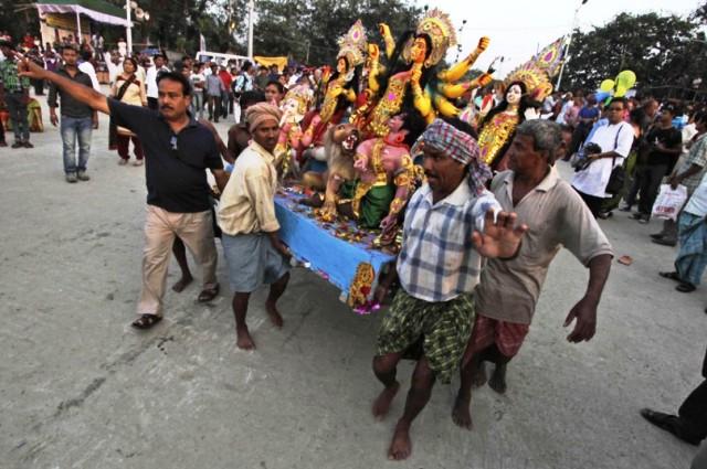 Culture and Festivals in Calcutta