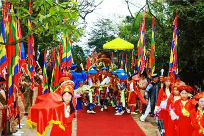 Culture and Festivals in Nha Trang, hung temple festival