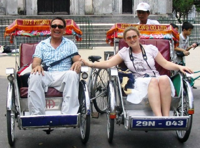 Getting around in Hanoi