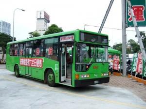 Getting around Taichung