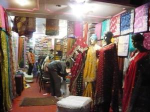 Shopping Varanasi