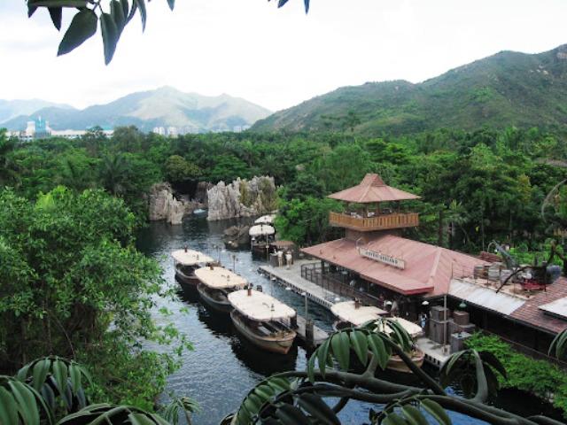 Crocodile Adventure Land in Langkawi