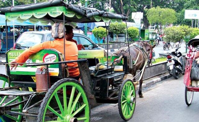 Getting around in Yogyakarta
