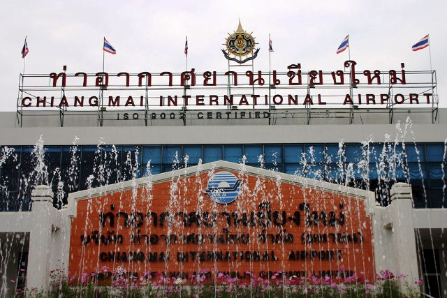 Getting to Chiang Mai
