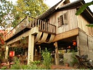 Ock Pop Tok Living Craft Centre, Luang Prabang