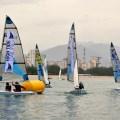Sail Boat Racing in Nha Trang
