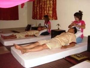 Massage, Phnom Penh