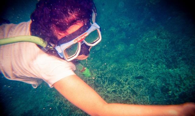 Snorkeling in Puerto Princesa
