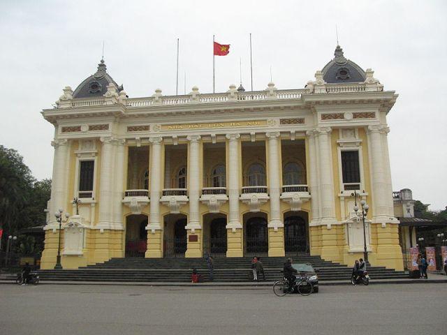 Theater in Hanoi